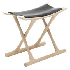 Ole Wanscher Model Ow2000 Egyptian Folding Stool