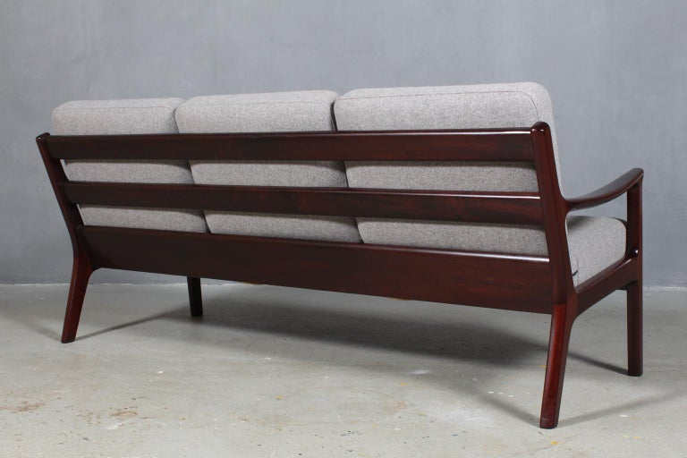 Ole Wanscher Three-Seat Sofa For Sale 2