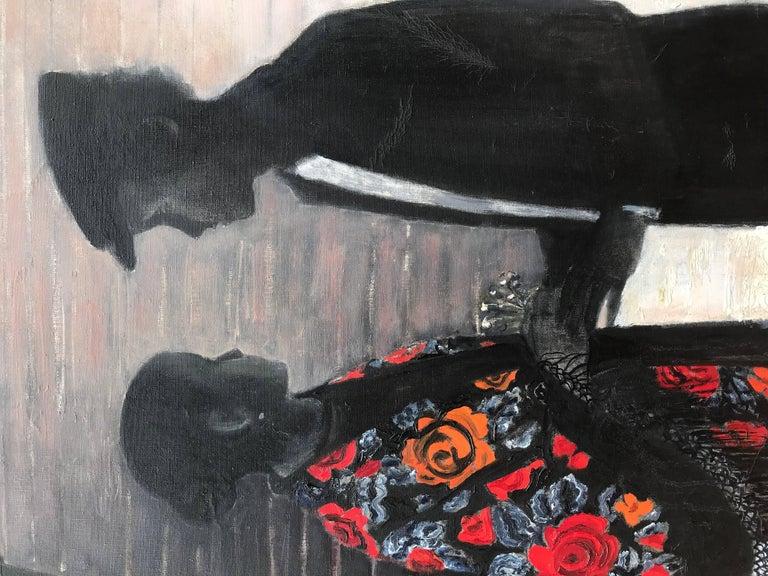 """""""Rendezvous"""" - Painting by Oleg Vukolov"""