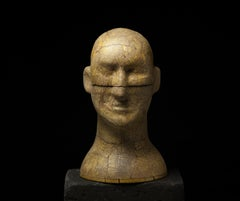 """Inside"" Ceramic Sculpture Ed. 1/1 19"" x 10"" x 9"" in by Oleksandr Miroshnychenko"