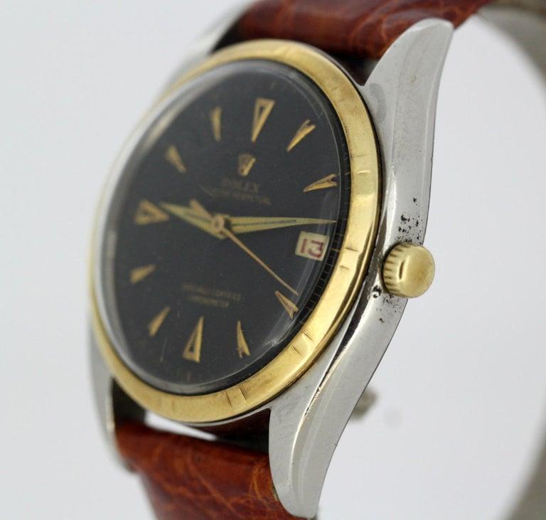 Olex Oyster Perpetual Overtone Men's Automatic Wristwatch, circa 1950s
