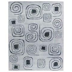 Olga Fisch Inspired Deco Rug