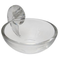 Olive Dish by Steuben Glass