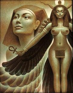 Sheba Raven Cloak, Hatshepsut