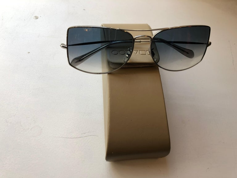 Oliver Peoples Jack One OV1090 Unisex Sunglasses w/case For Sale 2