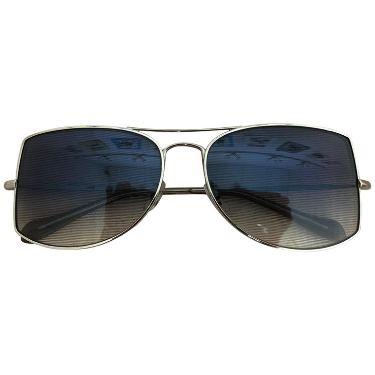 Oliver Peoples Jack One OV1090 Unisex Sunglasses w/case For Sale