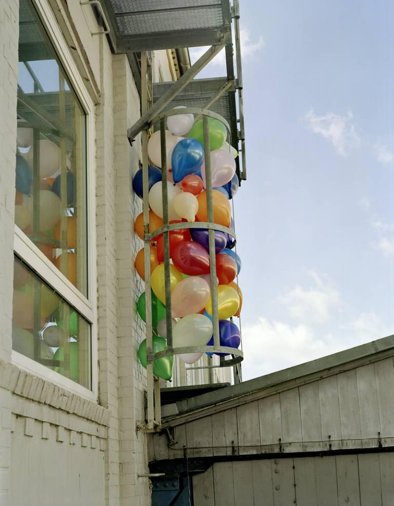 Contemporary Photography: Balloon