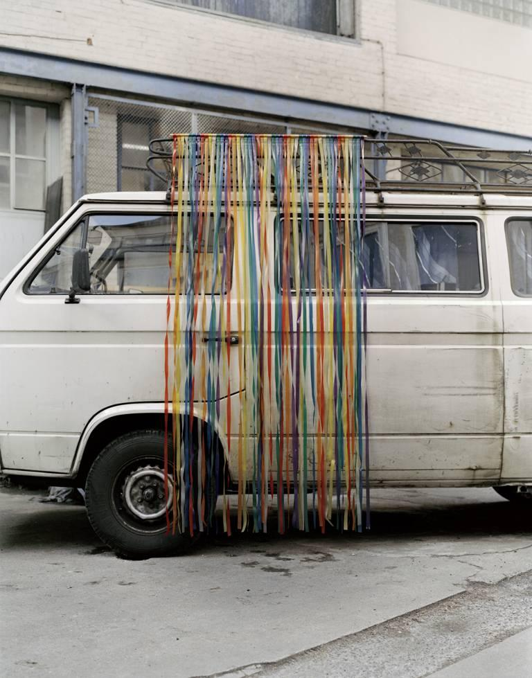 Contemporary Photography: Ribbon Car