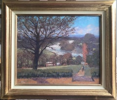 Oliver Warman, The river Thames from Richmond Hill