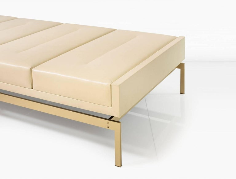 cream leather chaise longue oliver chaise longue or daybed with cream leather and 13604 | olivera chaise longue linen 3 master