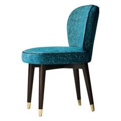Olivia Blue Chair