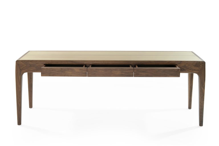 Contemporary Olivia Console Table by Stamford Modern For Sale