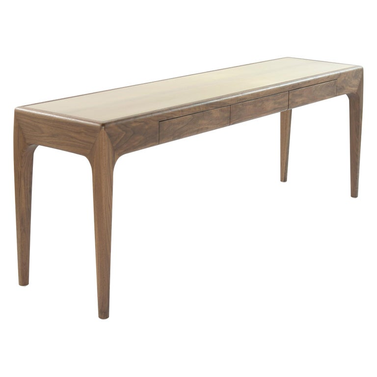 Olivia Console Table by Stamford Modern For Sale