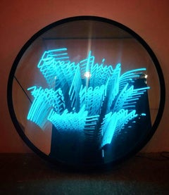 Everything You Need is Inside You (infinity mirror)
