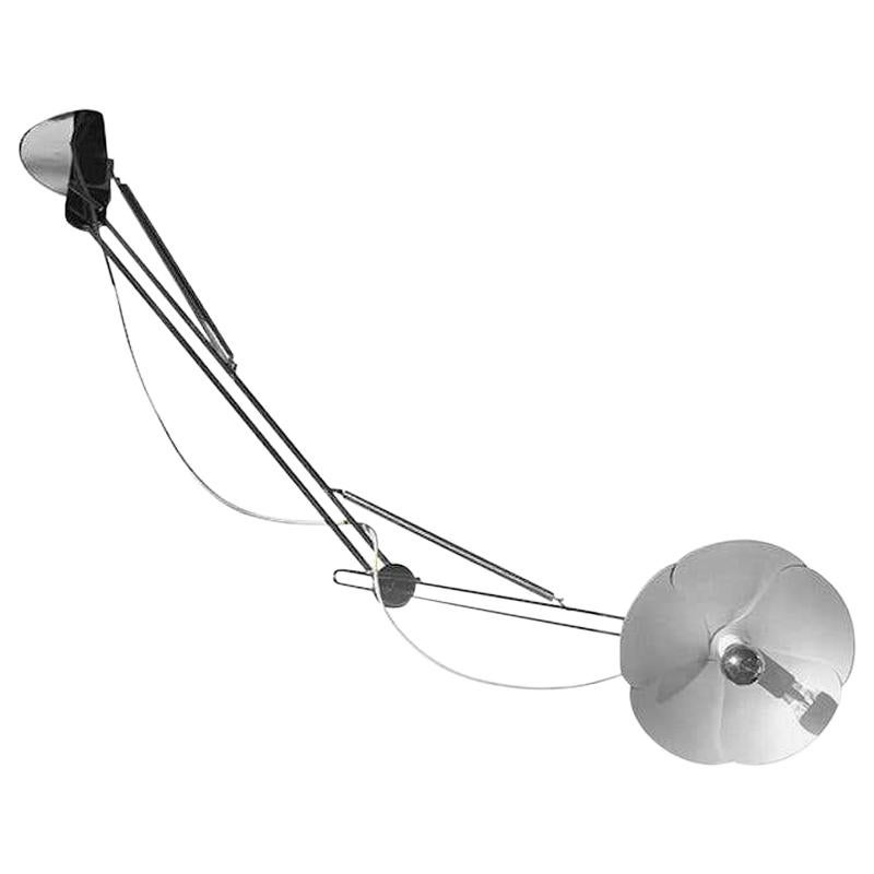 Olivier Mourgue Model 2093-BO Suspension Lamp for Disderot