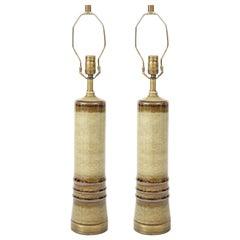 Olle Alberius Porcelain Lamps