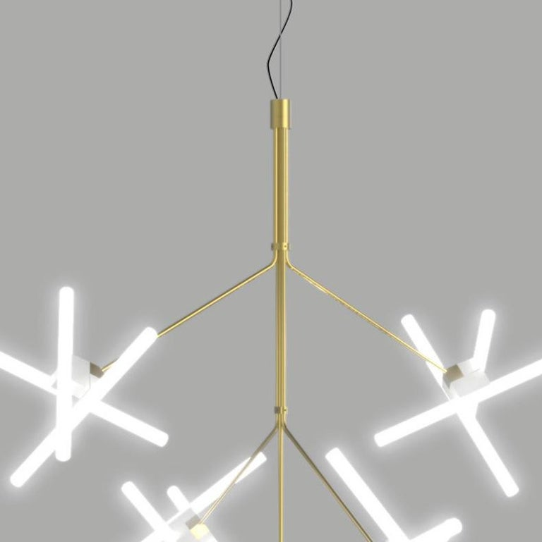Olvidada Chandelier Lamp by Pepe Cortes for BD Barcelona In New Condition For Sale In Barcelona, Barcelona