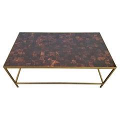 Oly Studio Tortoise Shell Coffee Table