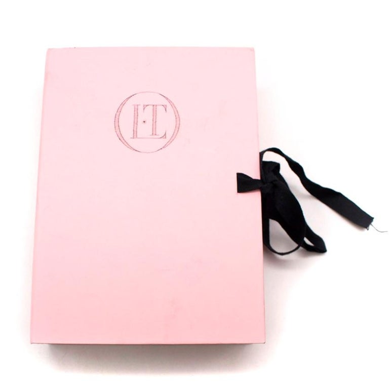 Olympia Le Tan 'Better Clothes For Your Money' Book Clutch For Sale 2