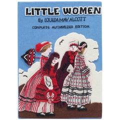 Olympia Le-Tan 'Little Women' Clutch Bag