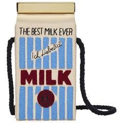 Olympia Le-Tan 'Milk Carton' bag