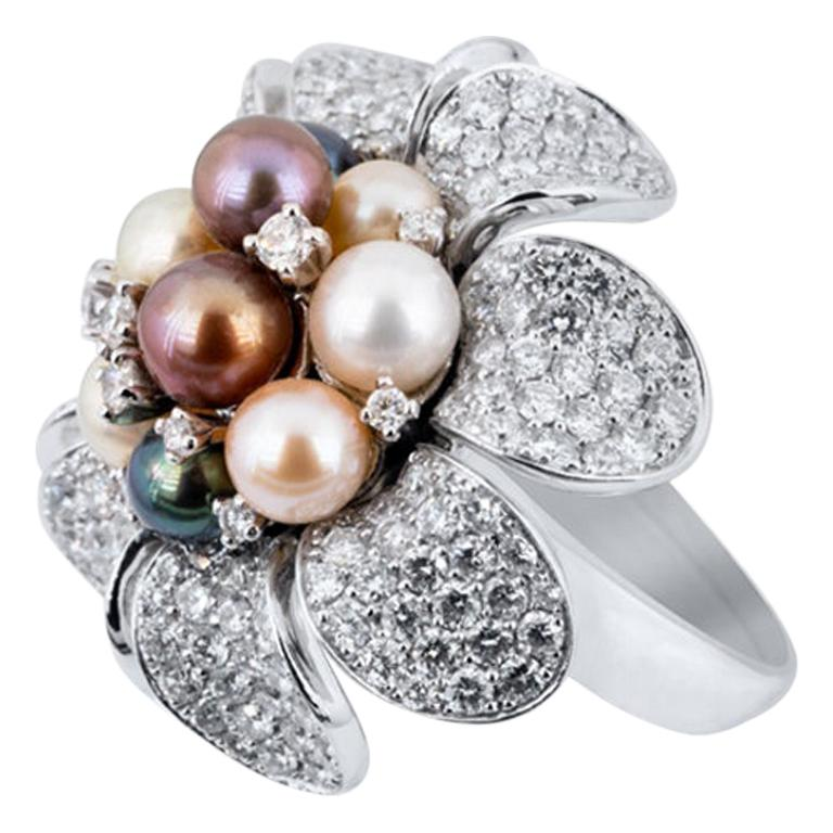 Empire Cocktail Rings