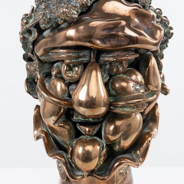 Omaggio ad Arcimboldo, Miguel Ortiz Berrocal, 'Spain' For Sale 3
