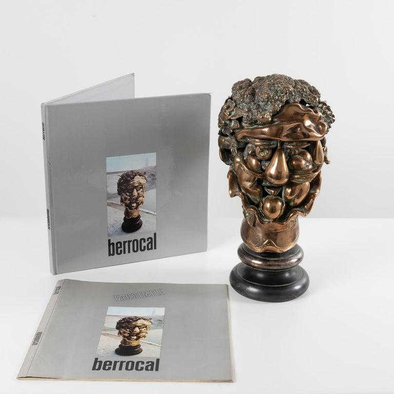 Omaggio ad Arcimboldo, Miguel Ortiz Berrocal, 'Spain' For Sale 5
