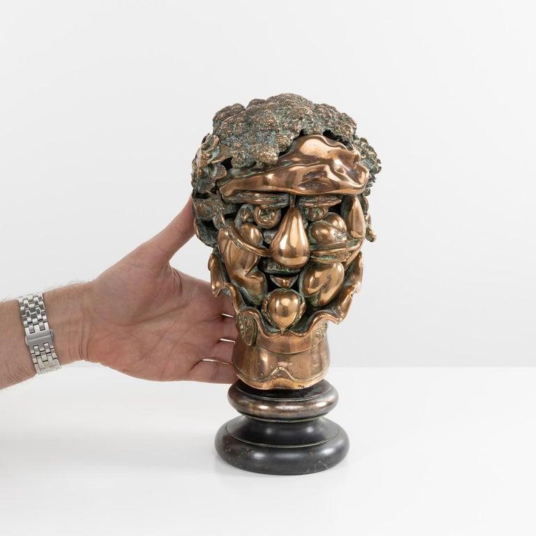 Omaggio ad Arcimboldo, Miguel Ortiz Berrocal, 'Spain' For Sale 7