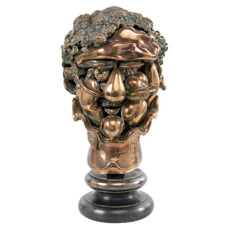 Omaggio ad Arcimboldo, Miguel Ortiz Berrocal, 'Spain' For Sale