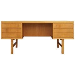 Omann Jun Desk 60 70 Vintage Danish Design