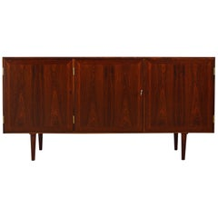 Omann Jun Rosewood Credenza 1 of 2