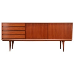 Omann Jun Sideboard Vintage 1960s-1970s Classic