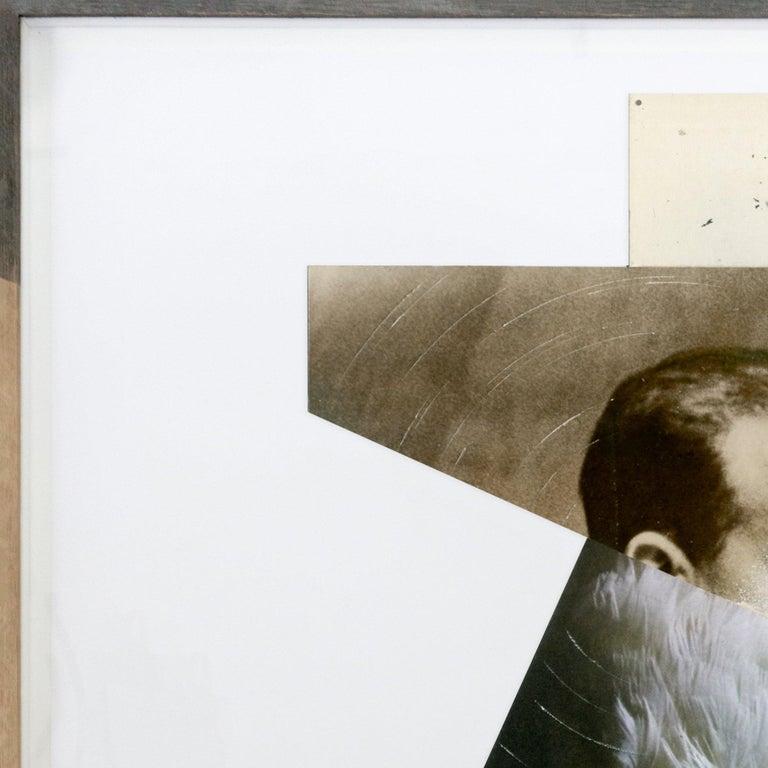 Licofrón - Gray Figurative Print by Omar Barquet