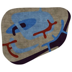 Ombretta 3 carpet - hand-knotted, made in Nepal, designed by Nigel Coates