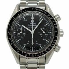 175.0032.1 Omega Speedmaster Chronograph Edelstahl 2 Jahre Garantie #386-2