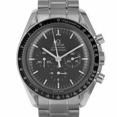 Omega 3570 Speedy 3570.50 Speedmaster MoonWatch 1861 Manual Wind Chronograph