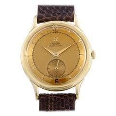 Omega Centenary Chronometer Watch 3068