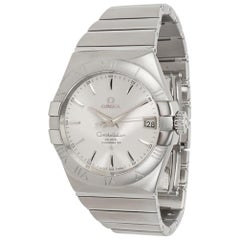 Omega Constellation 123.10.38.21.02.001, Silver Dial, Certified