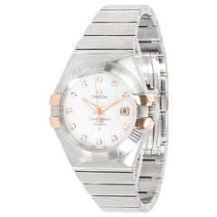 Omega Constellation 123.20.31.20.55.003 Women's Watch in 18kt Stainless Steel/Ro