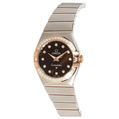 Omega Constellation 123.25.27.60.63.001 Women's Watch in 18kt Stainless Steel/Ro