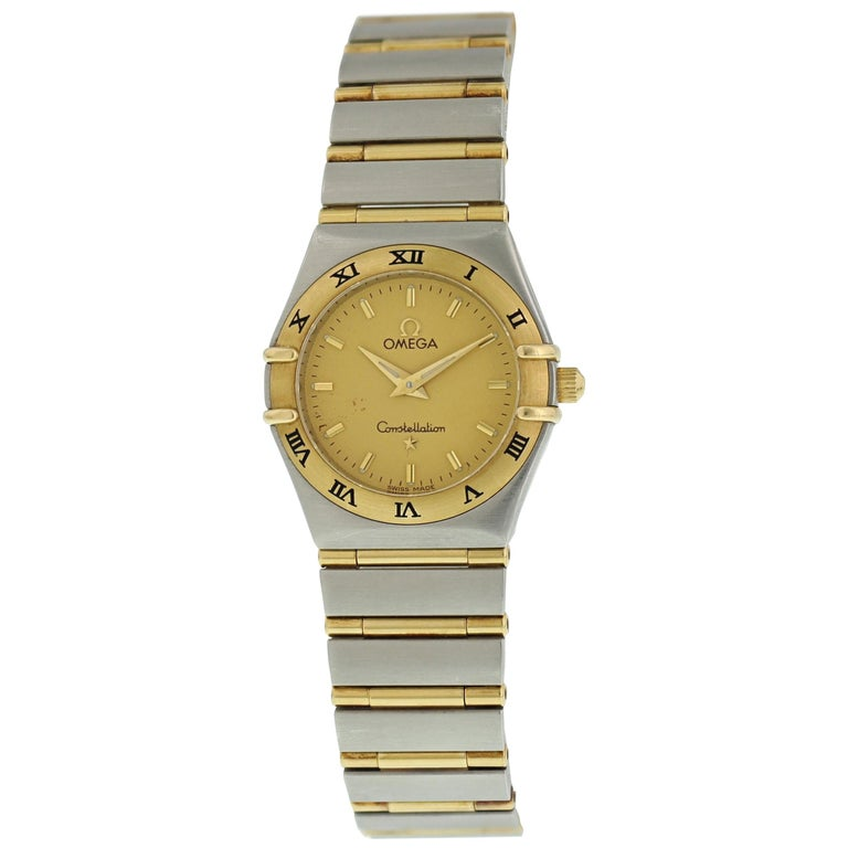Omega Constellation 1272.10.00 Ladies Watch For Sale