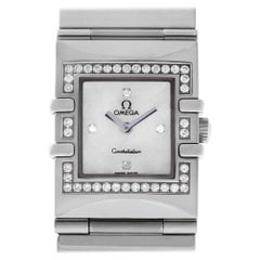 Omega Constellation 1528.76.00, White Dial, Certified and Warranty