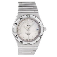 Omega Constellation 1552.30.00, Silver Dial, Certified and Warranty