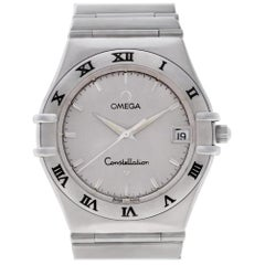 Omega Constellation 1552.30.00, White Dial, Certified and Warranty
