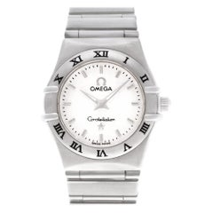 Omega Constellation 1562.30.00, White Dial, Certified and Warranty