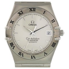 Omega Constellation 3681201 Blue Dial, Certified and Warranty