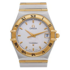 Omega Constellation 396.12 01, White Dial, Certified and Warranty