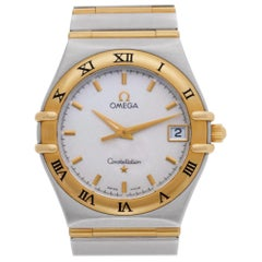 Omega Constellation 3961201, White Dial, Certified and Warranty