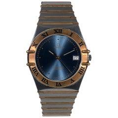 Omega Constellation Amerigo Vespucci, Steel and Gold Limited Edition